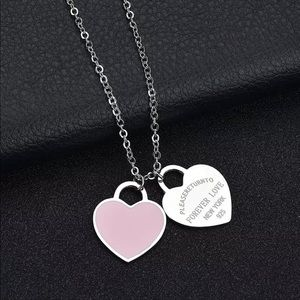 necklace of hearts